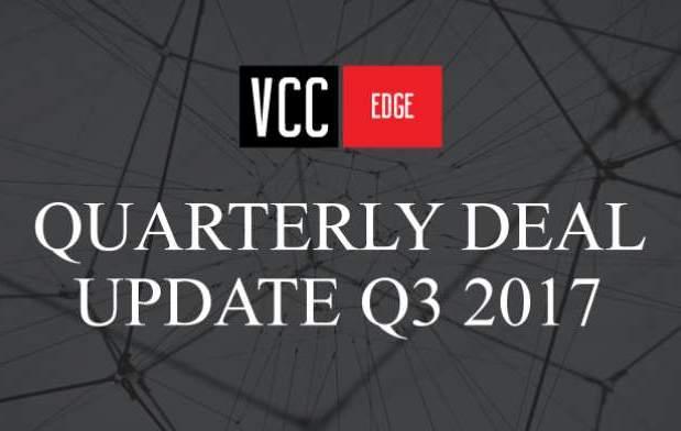 Quarterly Deal Update Q3 2017